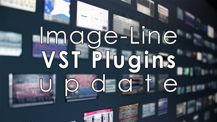 Image-Line VST 32/b4 bit update