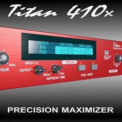 iox AudioWare Titan 410X