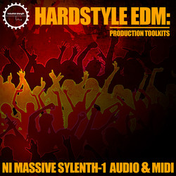 Hardstyle EDM Production Toolkits
