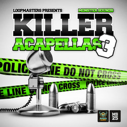 Monster Sounds Killer Acapellas 3
