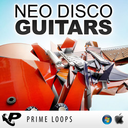 Prime Loops Neo Disco Guitars