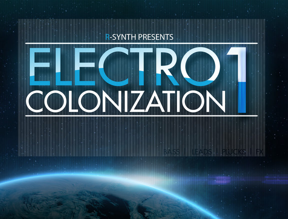 R-Synth Electro Colonization Vol 1
