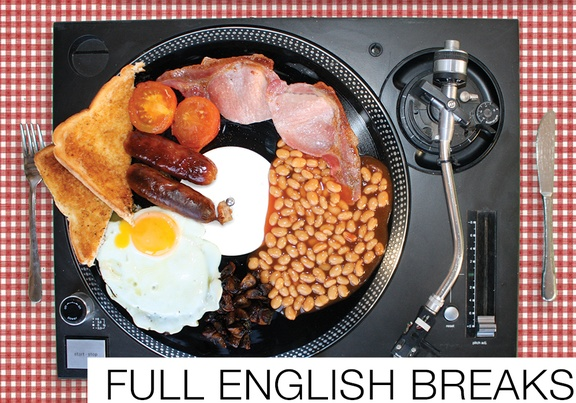 Samplephonics Full English Breaks