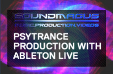 Soundmagus Psytrance Music Production in Ableton