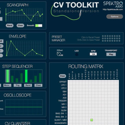 Spektro Audio CV Toolkit Standalone Version