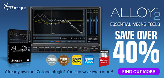 Over 40% off iZotope Alloy 2