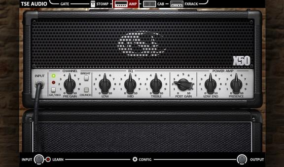 TSE X50 2.0