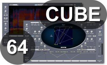 VirSyn Cube 64-bit AU