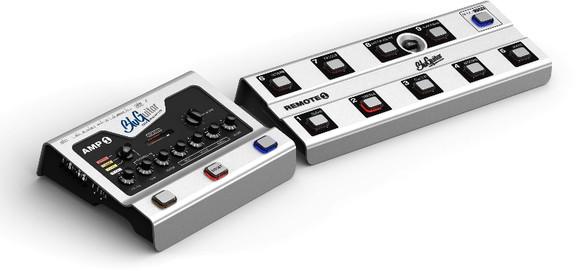 Amp1 & Remote1