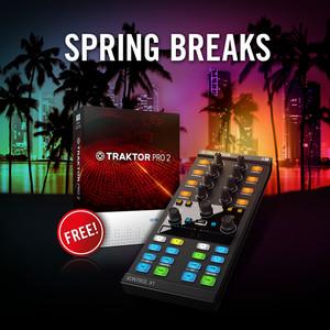 Spring Breaks Traktor Kontrol X1 Special