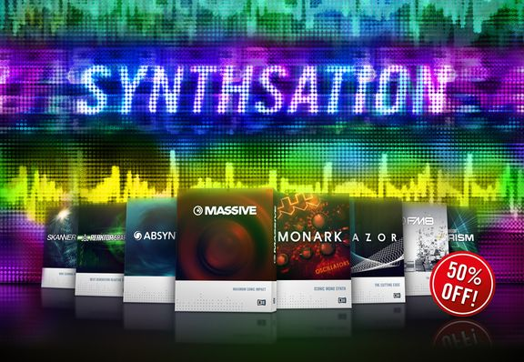 Native Instruments SYNTHSATION