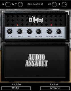 Audio Assault GrindMachine