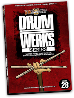 Beta Monkey Drum Werks 28