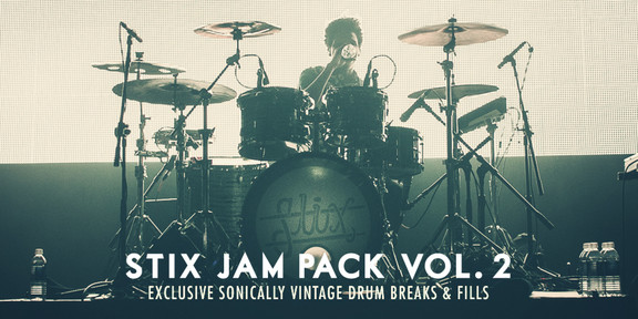 Stix Jam Pack Vol. 2
