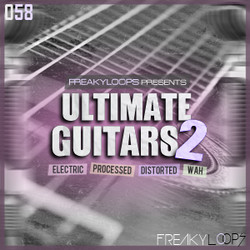 Freaky Loops Ultimate Guitars Vol 2