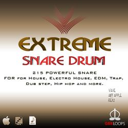 GBR Loops Extreme Snare Drum