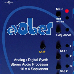 Homegrown Sounds Sequlation for DSI Evolver