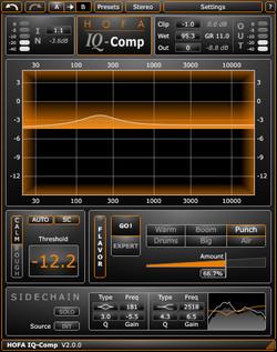 HOFA-Plugins IQ-Comp V2