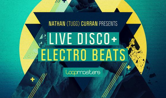 Live Disco + Electro Beats