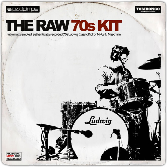MPC-Samples The Raw 70s Kit