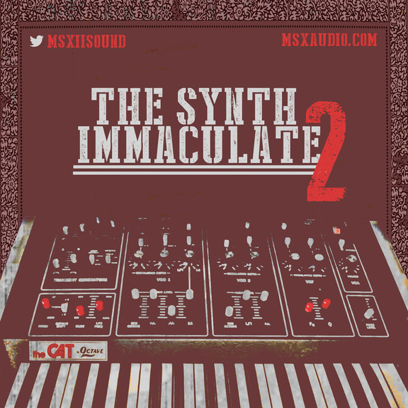 MSXII The Synth Immaculate 2