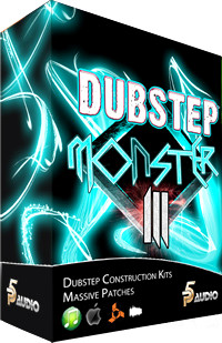 P5Audio Dubstep Monster Vol. 3