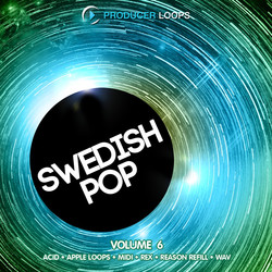 Producer Loops Swedish Pop Vol 6