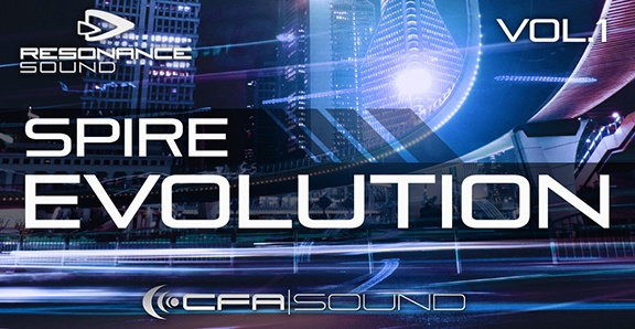 CFA-Sound Spire Evolution Vol 1