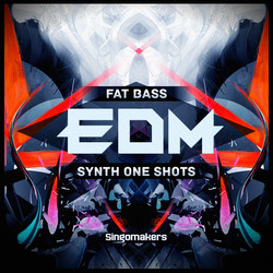 Singomakers EDM Bass & Synth One Shots