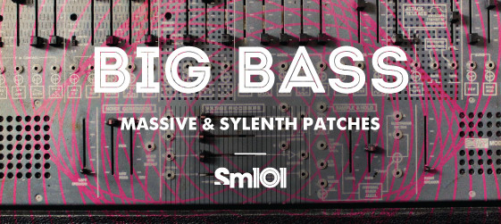 Sample Magic Big Bass Patches
