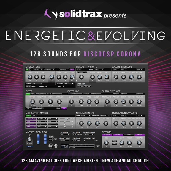 Solidtrax Energetic & Evolving