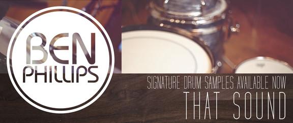 That Sound Ben Phillips Drums