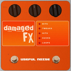 Useful Noise Damaged FX