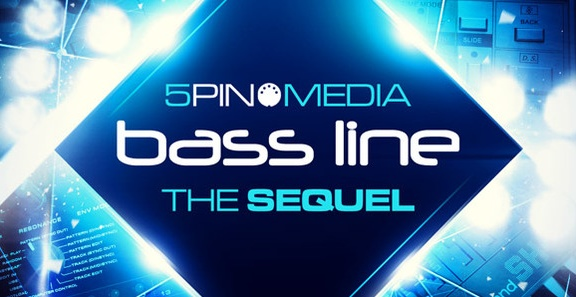 5Pin Media Bass Line - The Sequel