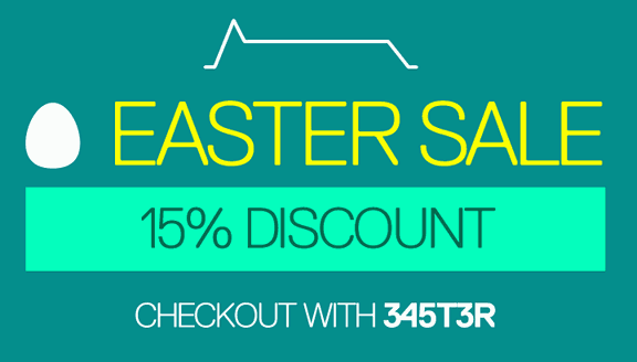 ADSR Sounds Easter Sale