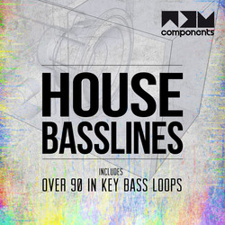 No Dough Samples House Basslines