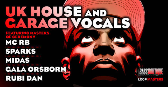Bass Boutique UK House and Garage Vocals