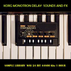 Softrave Korg Monotron Delay