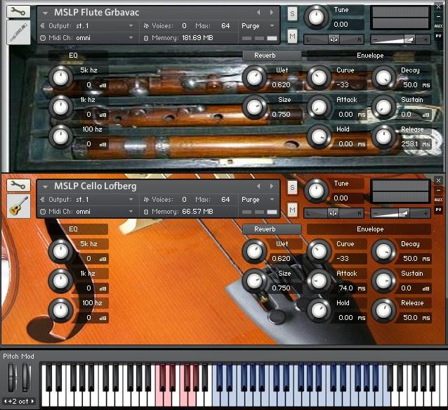 Bigcat Instruments MSLP Project