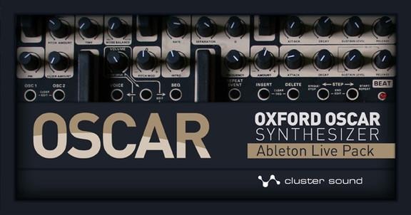 Cluster Sound Oscar
