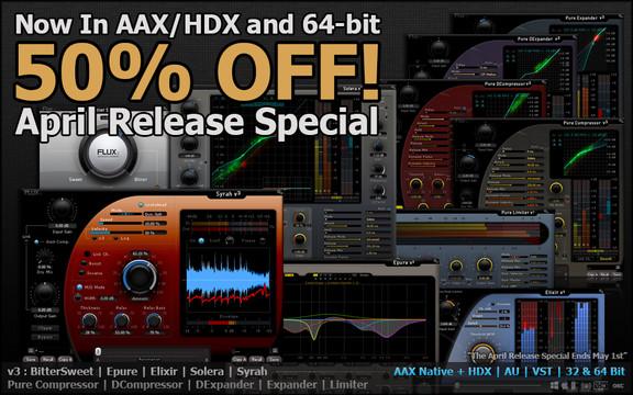 Flux AAX/HD-X