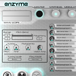 Humanoid Sound Systems Enzyme