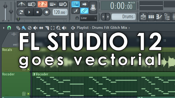 Image-Line FL Studio 12 Alpha Preview