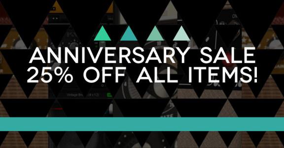 Kuassa Anniversary Sale