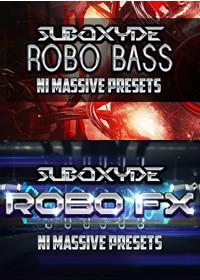 SubOxyde Robo Bass / Robo FX