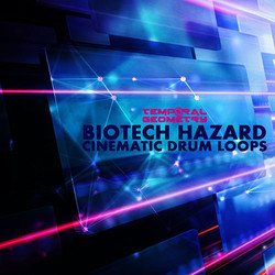 Biotech Hazard: Cinematic Drum Loops