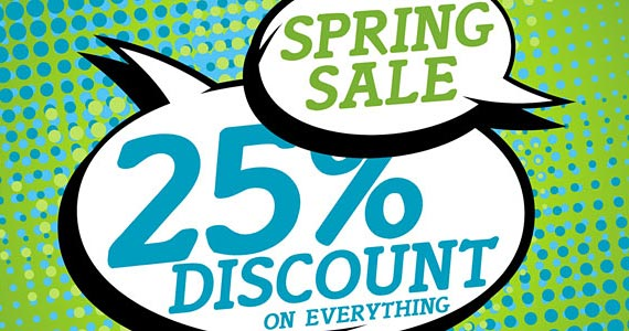 Loopbased Spring Sale