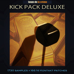 Loops de la Crème Kick Pack Deluxe