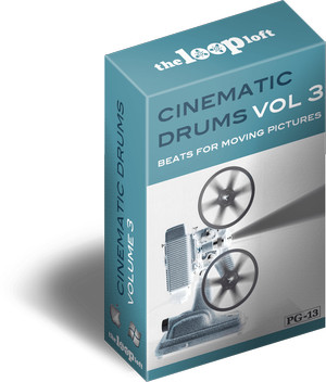 The Loop Loft Cinematic Drums Vol 3