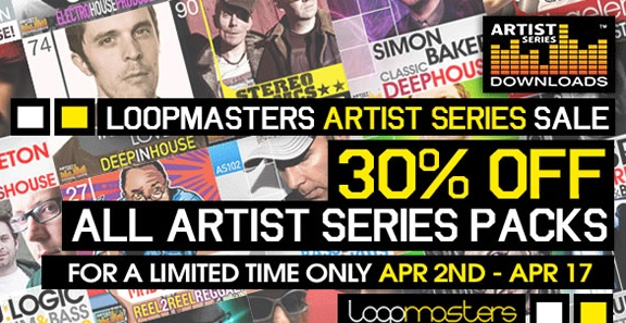 Loopmasters Artist Series